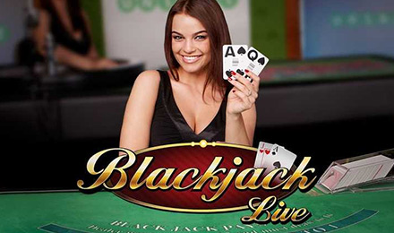 Live Common Draw Blackjack