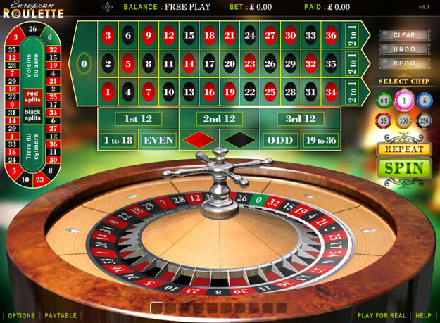 online casino test european roulette casino