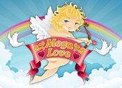 Mega Love Scratch Card