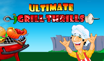 Ultimate Grill Thrill JP