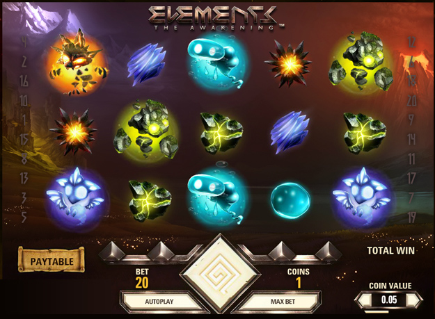 Elements: Get Ready to Meet an Explosive Slot Packed with Amazing Features!