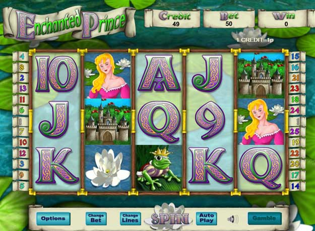 Enchanted Prince Slots