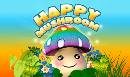 Happy Mushroom Slot - Play this Video Slot Online
