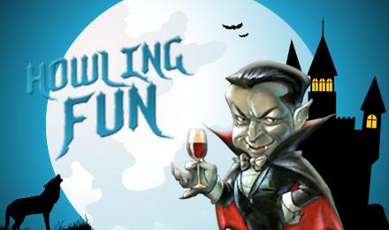 Howling Fun Slots