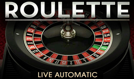 Live Automatic European Roulette Play Now Win Big