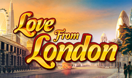 Love from London slots
