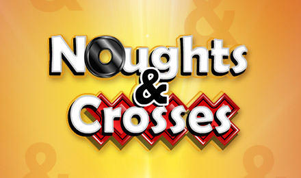 Noughts & Crosses Scratch Card - Play for Free Instantly Online
