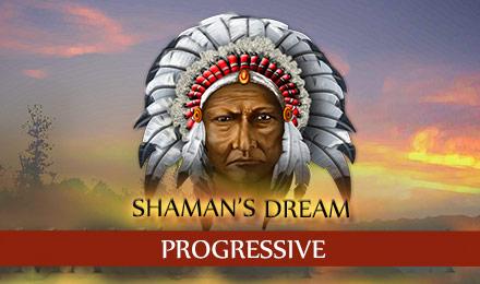 Shaman's Dream Jackpot