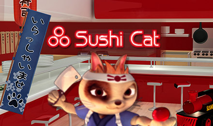 Sushi Cat Slots