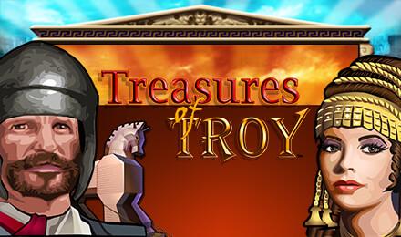 Treasures of Troy Slots