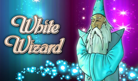 White Wizard Slots