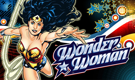 Wonder Woman Jackpot