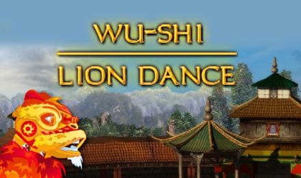 Wu Shi Lion Dance