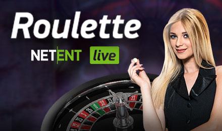Netent - Live Roulette