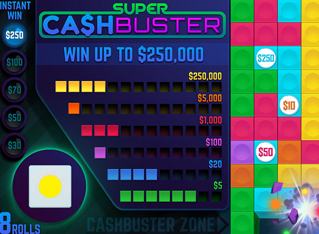 Super Cash Buster