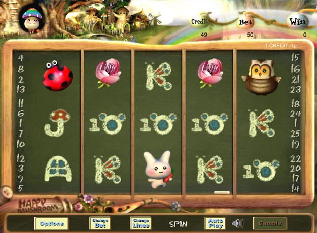 happy slots play now