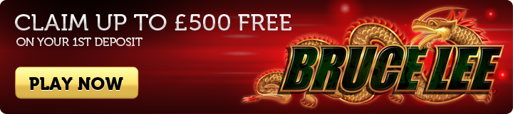 Bruce Lee Slots - Join Now