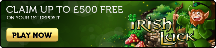 Irish Luck Slots - Join Now