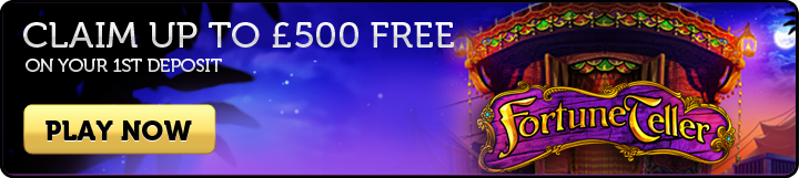 Fortune Teller Slots - Join Now