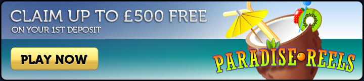 Paradise Reels Slots - Join Now