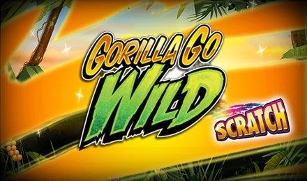 Scratch Gorilla Go Wild