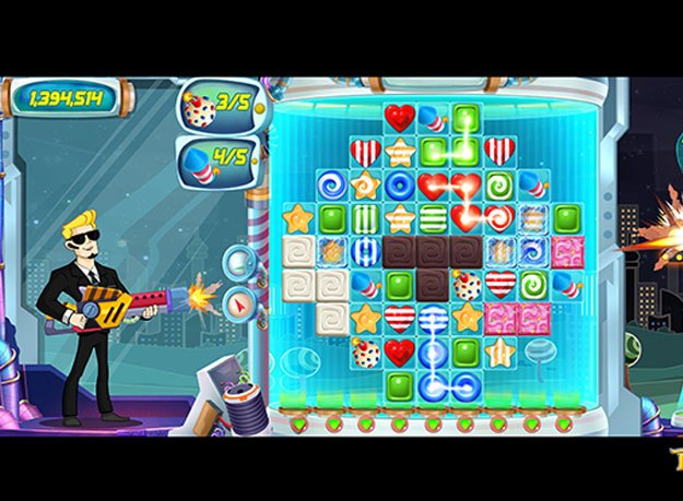 Cosmic Candy Heist Slot