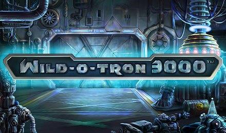 Wild O Tron 3000 Slots