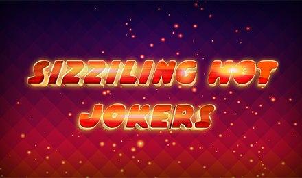 Sizzling Hot Jokers Slots