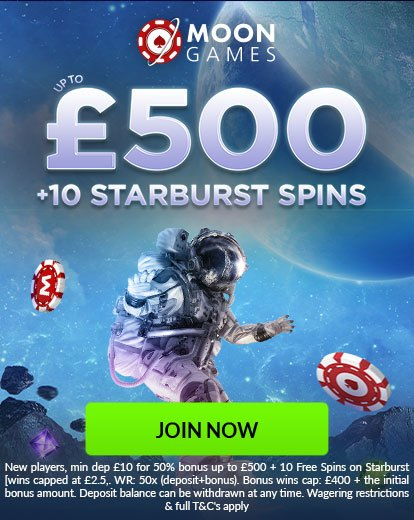 Moon Games Promotion