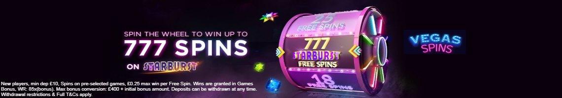 Vegas Spins Promotion