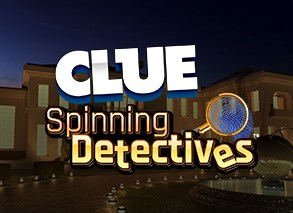 Clue Spinning Detectives slot