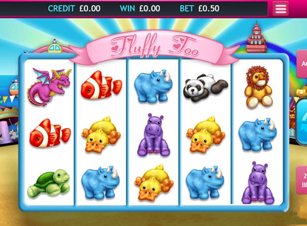 Fluffy Slot Machine - Free to Play Online Casino Game